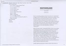 sova assignments nygh sec3aep motherland 2 jpeg motherland final curatorial essay pdf