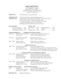 Pilot Resume Sample Pdf  call center representative cover letter     Assistant Manager Cover Letter   types of skills for resume