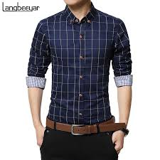 <b>New Autumn</b> Fashion Brand <b>Men</b> Clothes Slim Fit <b>Men</b> Long Sleeve ...