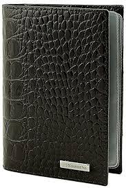 <b>Бумажник водителя Dimanche</b> 463 коллекция Loricata «чёрный ...