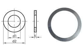 SMALLER SIZES OF BEARING PRELOAD SHIMS to 30mm <b>INSIDE</b> ...