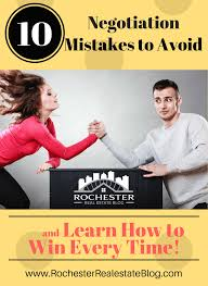 negotiation mistakes to avoid in real estate top 10 negotiation mistakes to avoid in real estate