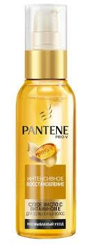 Pantene Интенсивное восстановление <b>Масло для волос</b> с ...