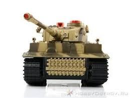 <b>Радиоуправляемый</b> танк <b>HUAN</b> QI HQ518 1:16 (камуфляж)