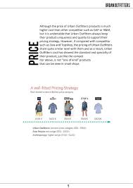 urban outfitters case study report on behance