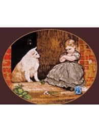 """<b>Набор для вышивания</b> """"Время чая"""", 26х31 см Гобелен Классик ..."""