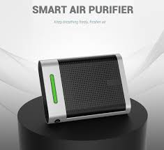 Mini <b>Car Air</b> Purifier with True HEPA Filter <b>Car Air</b> Freshener ...