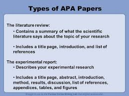 How to write a literature review apa style     mustek de FAMU Online Used for Term papers Research Papers Empirical studies Literature Reviews Theoretical Articles Methodological Articles Case Studies
