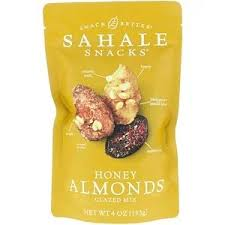 Sahale Snacks, Snack Better, фисташки с натуральным вкусом ...