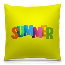 """Для дома с принтом """"<b>summer</b>"""" по низким ценам. Рисунки, надписи ..."""