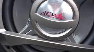 Обзор <b>сабвуфера ACV BTA 8</b> - YouTube