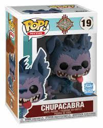 <b>Funko Pop</b>! Myths - <b>Chupacabra</b> Vinyl Figure for sale online | eBay