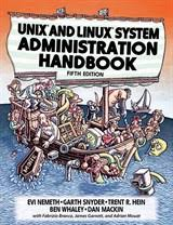 UNIX and Linux System Administration Handbook, 5th Edition ...