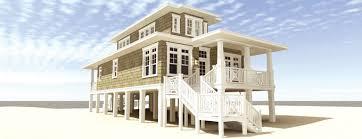 Cape Cod Style Beach House Plans Nauset Beach Cape Cod  raised    Cape Cod Style Beach House Plans Nauset Beach Cape Cod
