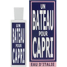 <b>Eau d'Italie Un Bateau</b> Pour Capri Eau de Parfum 100 ml ...