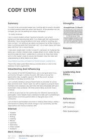 kitchen manager resume samples   visualcv resume samples databasekitchen manager and chef resume samples