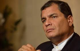 Resultado de imagen de Correa ecuador