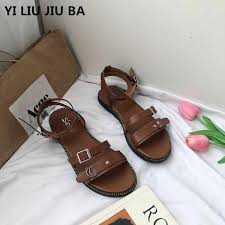 Hot sale fashion flats women shoes Sandals <b>Summer</b> Flip Flops ...