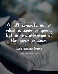 Gift Quotes | Gift Sayings | Gift Picture Quotes - Page 2 via Relatably.com