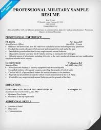 government military resume templates military resume writing