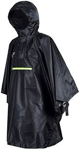 <b>Waterproof Poncho Raincoat Bicycle</b> Rainwear for Outdoor ...