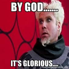 By God....... It's Glorious.... - Mugatu | Meme Generator via Relatably.com