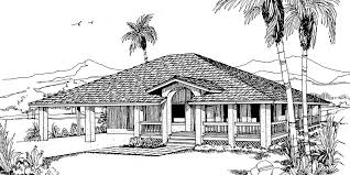Single Family House Plans Floor Plans Home Plans Portland NW Beach House Plan w  wrap around porch