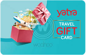 Yatra E-Gift Cards | Instant Delivery by Email | Great Offers