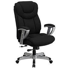 flash furniture hercules series big and tall fabricmetal office chair black black office chair