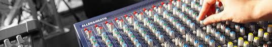<b>Микшерные</b> пульты | Musik Produktiv