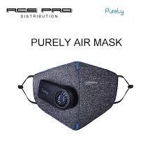 Xiaomi Youpin <b>PURELY Air</b> Mask - <b>Anti</b>-<b>Pollution</b> PM2.5 Mini Fan ...