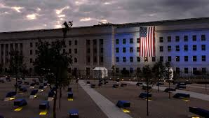 u s department of defense photo essay the sept 11 2008 dawn breaks over the new pentagon memorial to be dedicated