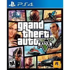 <b>Grand Theft</b> Auto V - <b>PlayStation 4</b> : Target