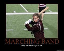25 Hilarious Marching Band Memes   SMOSH via Relatably.com
