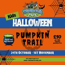 Kids Maze <b>Halloween Pumpkin</b> Trail 2020