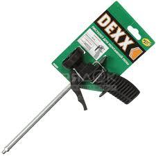 <b>Пистолет для монтажной пены</b> DEXX 06869: отзывы, цены ...