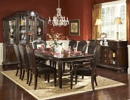 Colored Dining Room Sets Fabulous Bassett Dining Table Dining Tables Dining Room Tables Tv