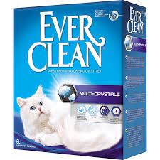 <b>EVER CLEAN MULTI CRYSTALS</b> 6L