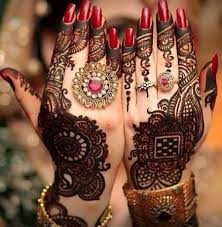 Image result for image of bridal mehandi