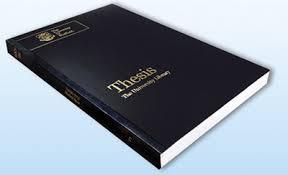 Thesis binding price list   Print and Design   CiCS   The