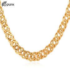 Male Link Necklace Platinum Chain for Men Sale, Price & Reviews ...