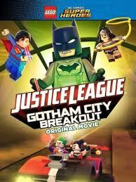 Lego DC Comics <b>Super Heroes</b>: Justice League – Gotham <b>City</b> ...
