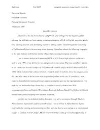 essay examples high school  essay example personal essays examples