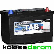 "Купить <b>аккумулятор легковой</b> ""<b>TAB</b>"" Polar JIS 95Ач о/п 105D31L в ..."