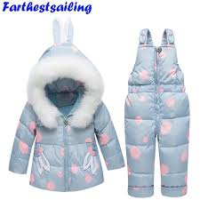 <b>Winter</b> Baby <b>Clothing</b> Set <b>Toddler</b> Down <b>Jacket Winter</b> Warm ...