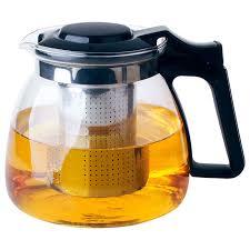 <b>Чайник заварочный</b> Alpenkok 900 мл черный — купить в ...