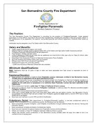 wildland firefighter resume sample cipanewsletter firefighter job description for resume resume examples 2017