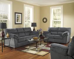 ashley living room set small