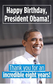 of the united states barack obama commander in chief last birthday at the white house the last one he will spend in the oval office happy birthday august barack obama enters oval