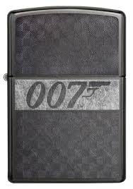 <b>Зажигалка James Bond 007</b>™ <b>ZIPPO</b> 29564